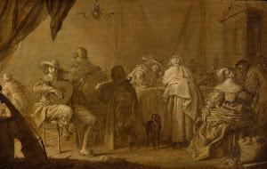 RIJKS: Adriaen Pietersz. van de Venne: painting 1645