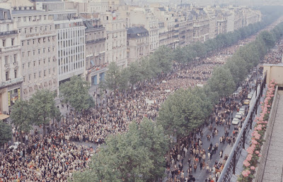The demonstration of May 24