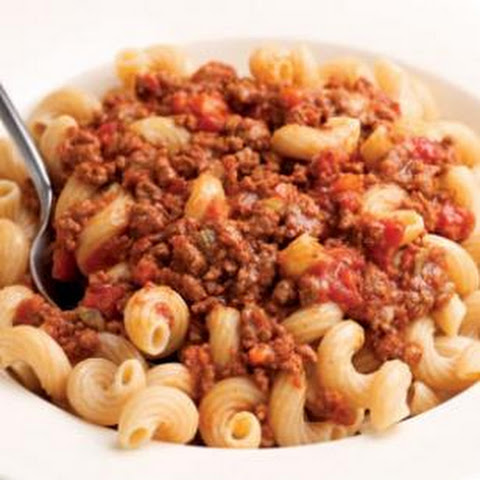 Ragù alla Bolognese (Classic Bolognese Meat Sauce)
