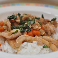 Basil Chicken