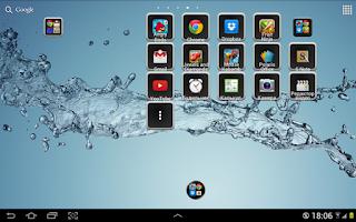 Screenshot of Animated Widget Next BETA