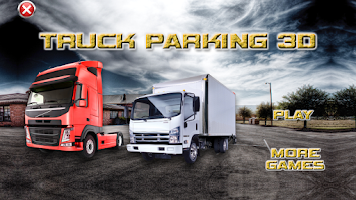 Screenshot of Truck Parking 3D