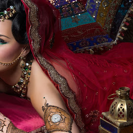 Special Bridal Photo shoot by Arslan Qamar - Wedding Bride
