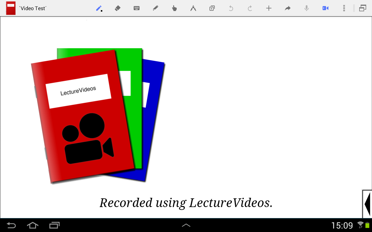 LectureVideos Screenshot 2