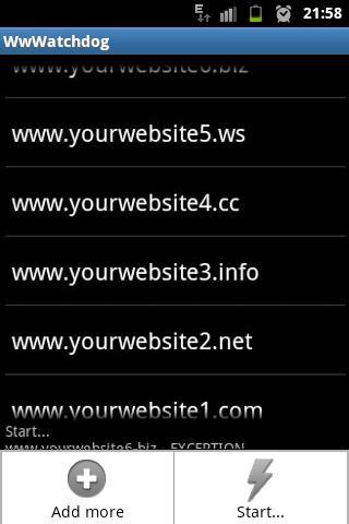 【免費工具App】WwWatchdog-APP點子