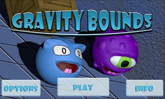 Screenshot of Gravity Bounds FREE