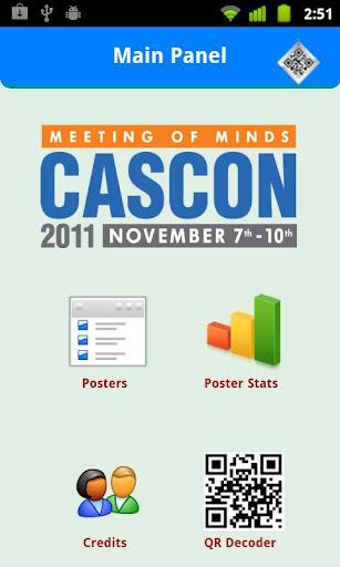 CASCON 2011