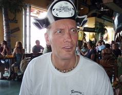 Dale, o Pirata em Cozumel - Margaritaville