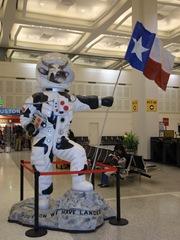 Houston, we have a problem! - Aeroporto de Houston