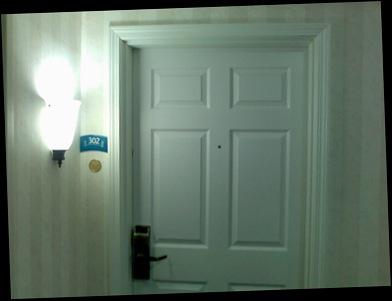 O meu quarto!