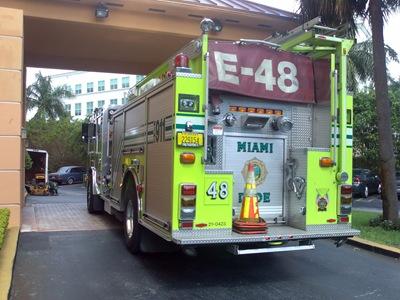 Miami fire Department