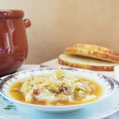 Sopa de Repollo (Cabbage Soup)