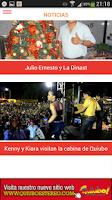 Screenshot of Quiubo Estereo