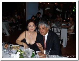 Cesar y Marilyn
