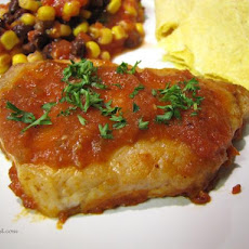 Ww Southwestern Pork Chops - 4 Pts.