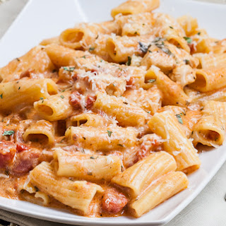 Blush Sauce Recipes