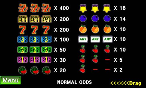 Slot machine cherry master - screenshot