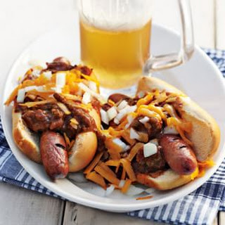 Quick and Easy Chili-Cheese Dogs