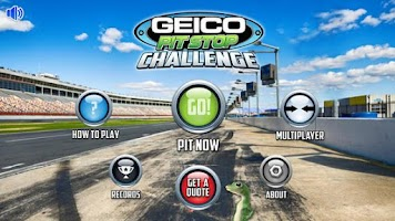 Screenshot of Pit Stop Challenge