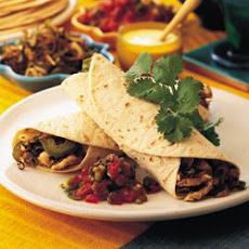 Chicken Fajitas With Tomato Salsa
