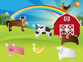 Screenshot of QCat-Toddler Animal Park(Free)