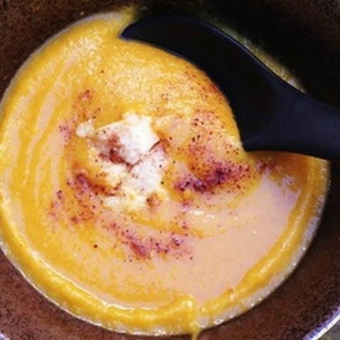 Nourishing Autumn Butternut Squash Soup
