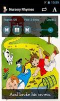 Screenshot of Nursery Rhymes