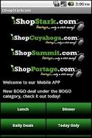Screenshot of iShopStark.com