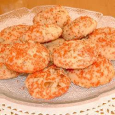 Swedish Walnut Cookies