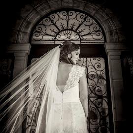 Charming Bride by Irwan Budiarto - Wedding Bride ( wedding, elegant, bride,  )
