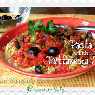 Puttanesca Sauce Capers Recipes