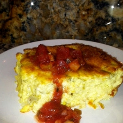 Green Chilies and Cheese Breakfast Casserole