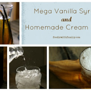 Homemade Vanilla Soda Syrup Recipes