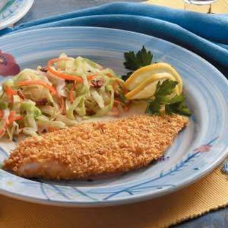 Breaded Orange Roughy