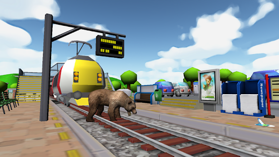 Bear Simulator Pro - screenshot