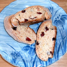 Low Fat Lemon Biscotti