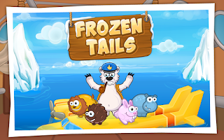 Screenshot of Frozen Tails