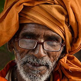 Khurdu by Rakesh Syal - People Portraits of Men (  )
