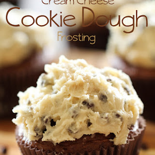 Cream Cheese Cookie Dough Frosting Recipes