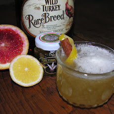 An Egg Sour Hot Toddy