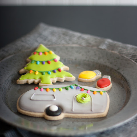 Merry Christmas Cookies {light}