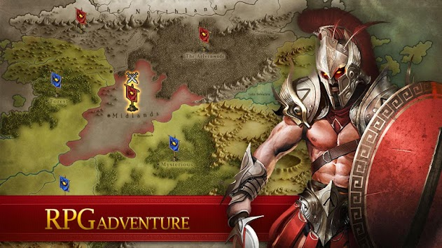 Rise Of War : Eternal Heroes APK screenshot thumbnail 3