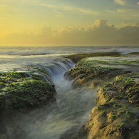 Sayang Heulang by Keril Doank - Landscapes Waterscapes