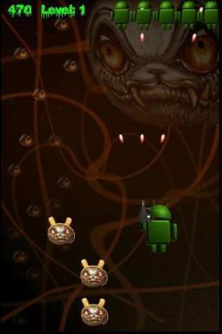 Droid versus Demons