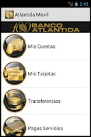 Screenshot of Atlántida Online Móvil