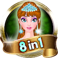 Game 8 in 1 Princess Games apk for kindle fire
