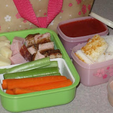 Lunch Box Fun-Due
