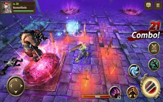 Screenshot of Iron Knights