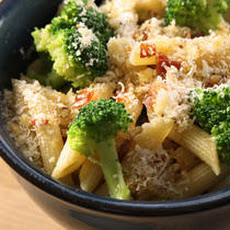 Pasta with Broccoli, Crispy Prosciutto, and Toasted Breadcrumbs Recipe