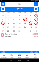 Screenshot of Money Log : Budget Manager